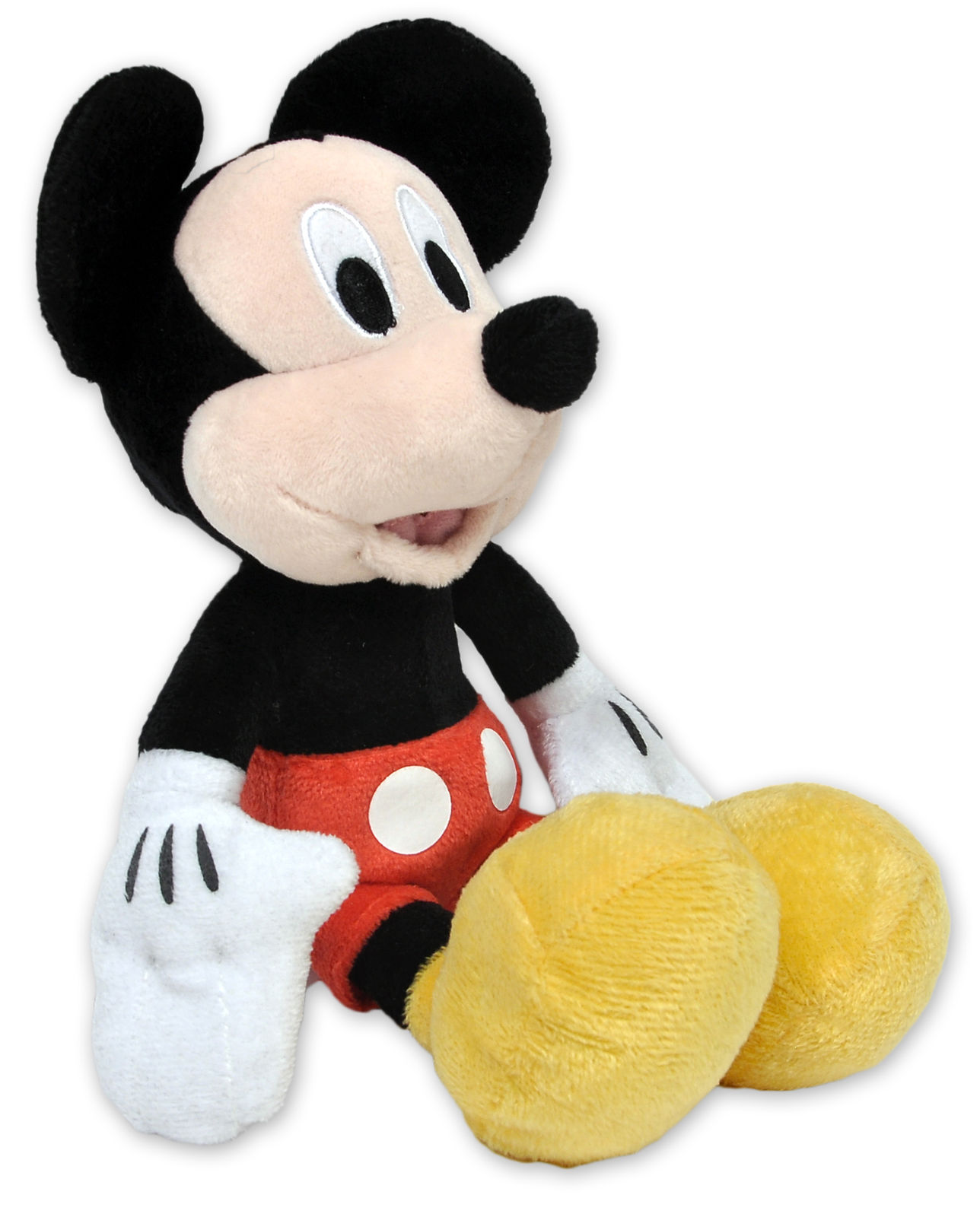 "Disney Mickey Mouse 16"" Plush Stuffed Toy Authentic Licensed Soft Doll Gifts Toys by Disney"