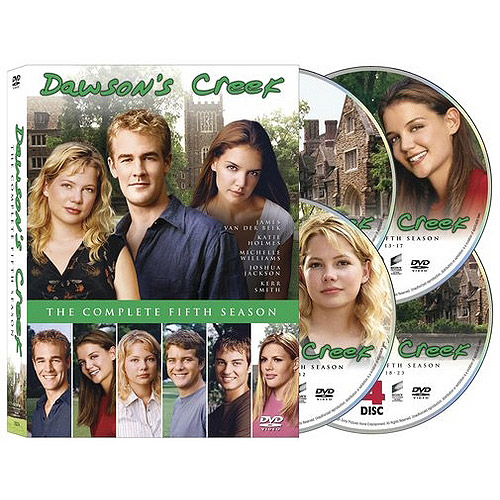 Dawson's Creek: The Complete Fifth Season  (Full Frame)