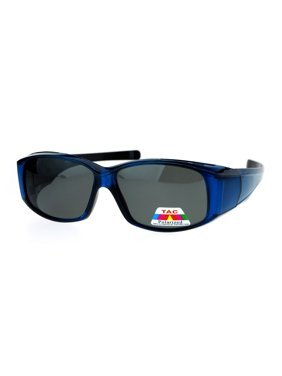 c30806742d7 Free shipping. Product Image SA106 Womens Polarized Lens Lightweight 60mm  Fit Over Sunglasses Blue