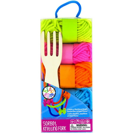 Knitting Fork Yarn Kit