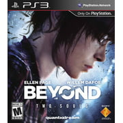 Beyond: Two Souls, Sony, PlayStation 3, 711719982982