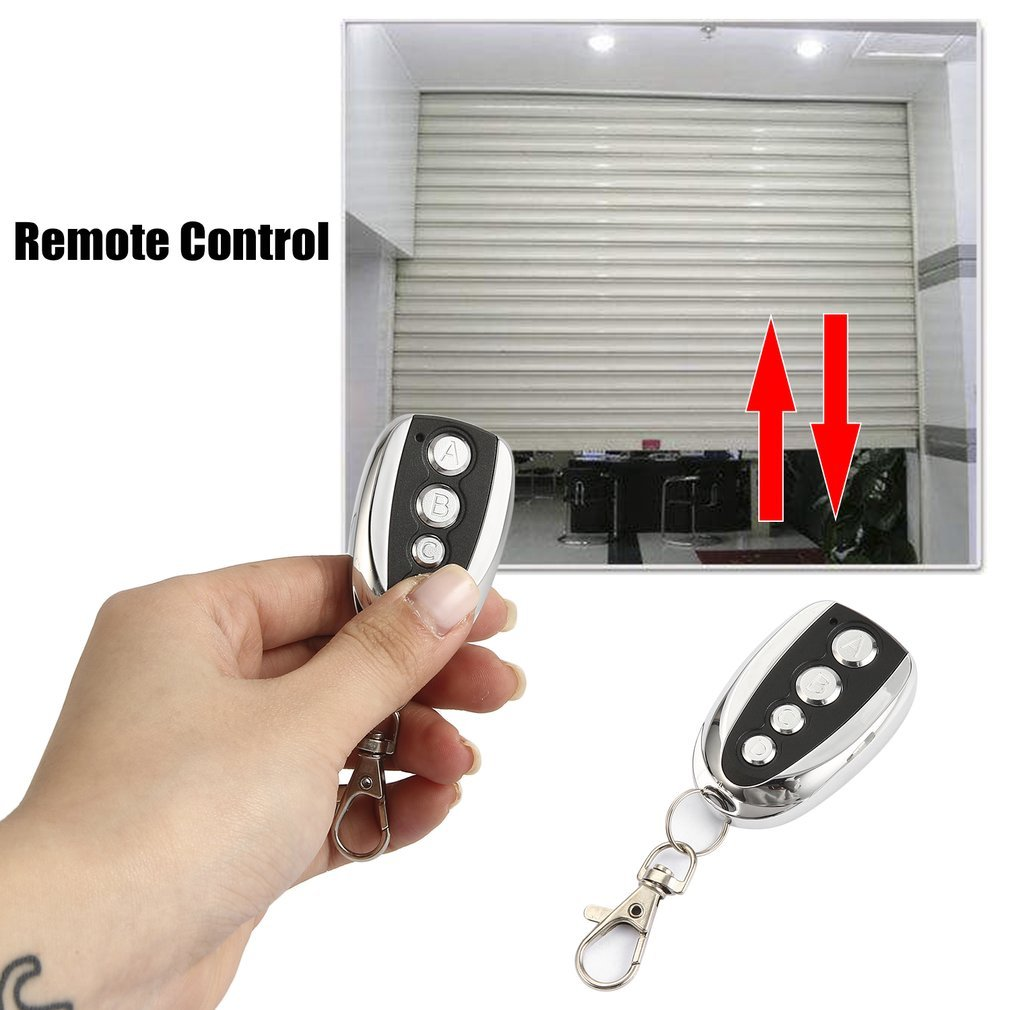 Automatic Sliding Gate Opener Hardware Sliding Driveway Security Kit (Backup Remote)