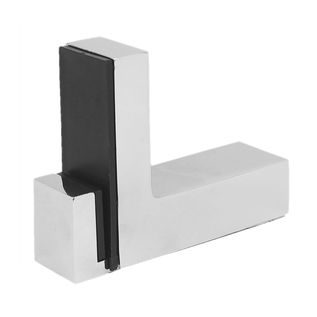 Wall Cabinet Metal Adjustable Glass Clip Shelf Clamp Support Bracket Holder - image 6 of 6