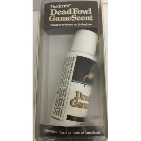 Dokken's Retriever Hunting Dog Training Kit / 2 Oz. Bottle Dead Dove Game (Best Dove Hunting In Arizona)