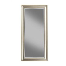 Mosaic Style Floor Mirror Silver 65 5 X 31 5 By Naomi Home Walmart Com Walmart Com