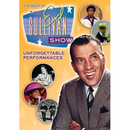 The Best of the Ed Sullivan Show (DVD) (Best Shows On Crackle)