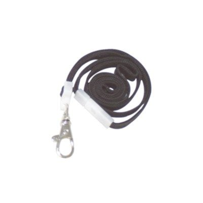Advantus Deluxe Safety Lanyards, Lobster Claw Hook Style,...