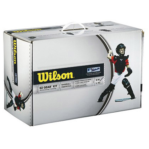 Wilson EZ Gear Catchers Kit Size S M by Wilson Sporting Goods