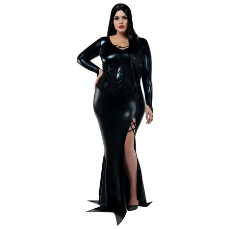 Caras De Vampiros Halloween (Cara Mia Mistress Plus Size Adult Costume - Plus Size)