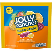 Jolly Rancher Fruity Bash Hard Candy, 13 oz