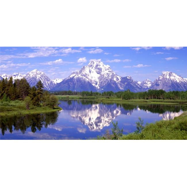 Biggies, Inc. WM-LKE-80 Wall Murals - Lake - Large