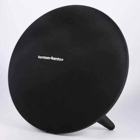(Refurbished) Harman Kardon Onyx Studio 4 Wireless Portable Speaker - Black (Cd Player Harmon Kardon)