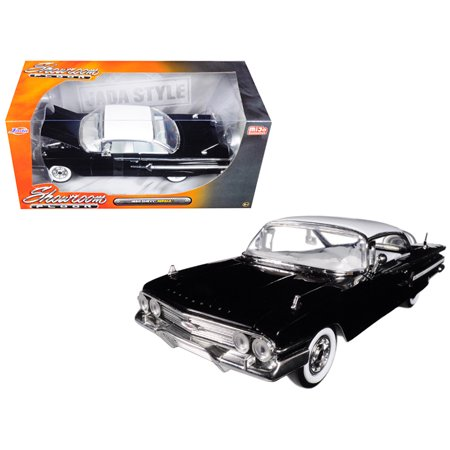 1960 Chevrolet Impala Black \Showroom Floor\