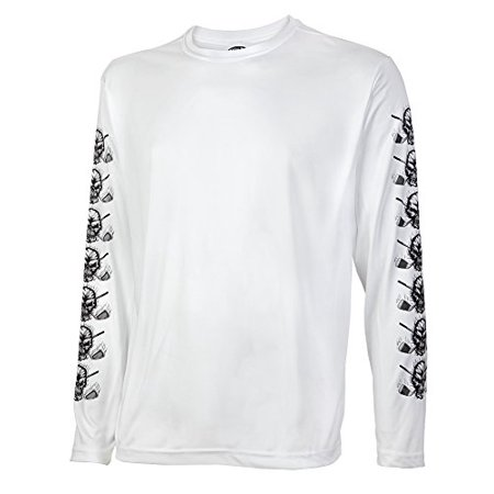 e6a3547e462 Tattoo Golf - Tattoo Golf Men's Performance Under-Layer Long Sleeve Shirt  3XL White - Walmart.com