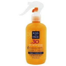 Sunscreen & Tanning: Kiss My Face