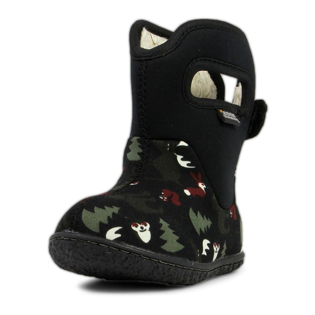 Bogs Boots Boy Baby Classic Woodland Waterproof 71864I by Bogs