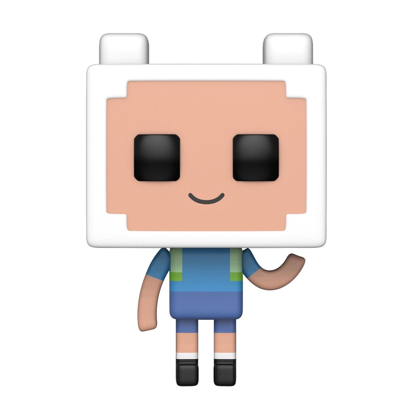 Adventure Time//Minecraft S1  Princess Bubblegum Brand New In Box POP TV Funko