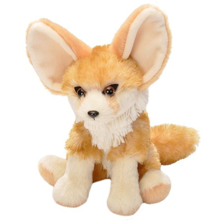 Fennec Fox MiniCuddlekins 8 inch - Stuffed Animal by Wild Republic