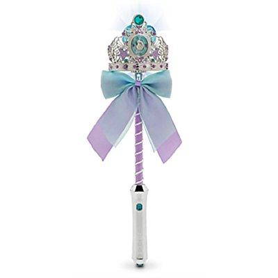 Disney store princess ariel little mermaid light up wand ...