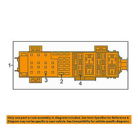 dodge chrysler oem 2007 nitro electical fuse relay. Black Bedroom Furniture Sets. Home Design Ideas