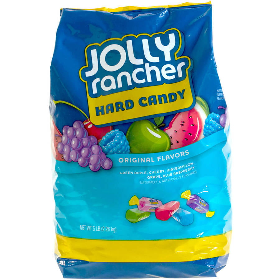 Jolly Rancher Original Flavors Hard Candy, 5 lbs by