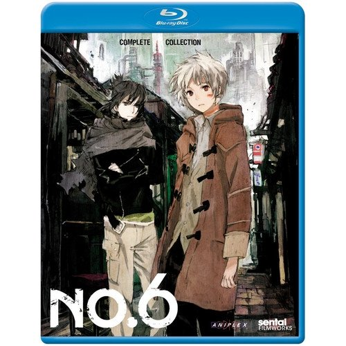 No. 6: Complete Collection (Blu-ray) (Widescreen)