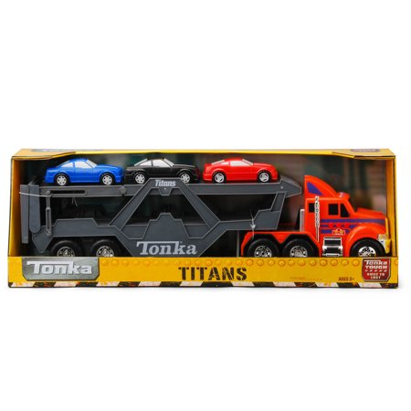Tonka Toy Cars (Funrise Toys - Tonka Titan Car)