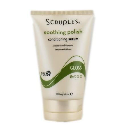 Polishing Serum (Scruples Soothing Polish - conditioning serum - Size : 3.4 oz )