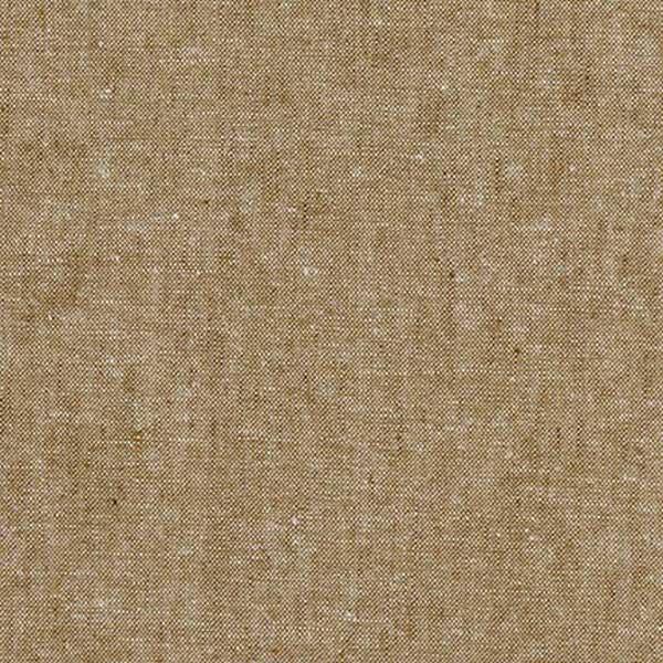 Kaufman Essex Yarn Dyed Linen Blend Taupe
