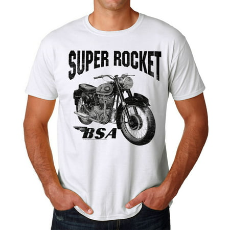 BSA Super Rocket Motorcycle Men