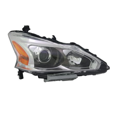 TYC 20-9321-00-1 Right Headlight Assembly for 2013-2015 Nissan Altima NI2503208