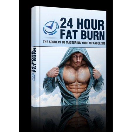 24 Hour Fat Burn - eBook