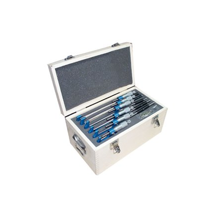 6 PC Micrometer Outside OD 0-6