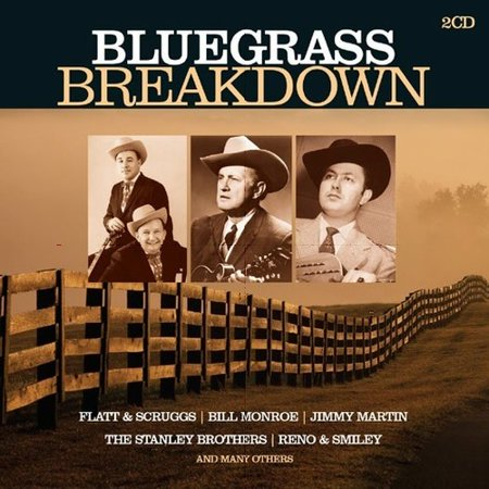 Vam 602 Teal Vinyl (Bluegrass Breakdown / Various (CD) )