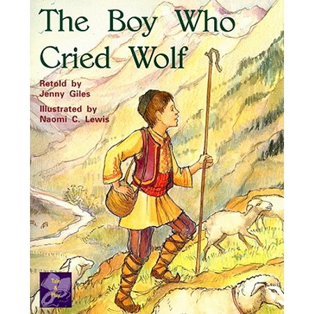 The Boy Who Cried Wolf - Purple Bow Meaning