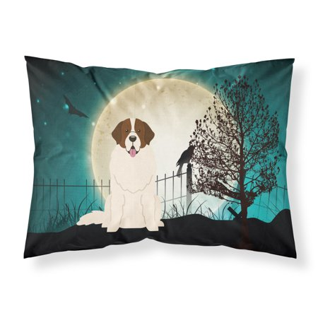 Halloween Scary Moscow Watchdog Fabric Standard Pillowcase BB2217PILLOWCASE