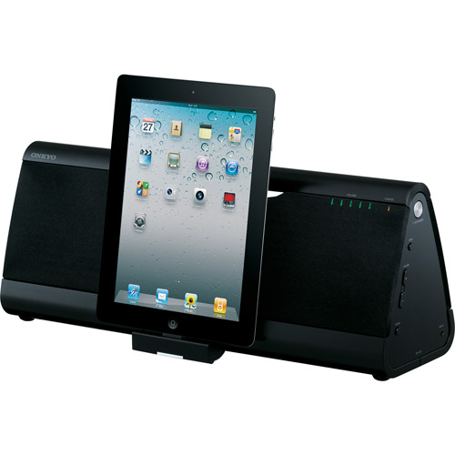 Onkyo Ipad/iphone Ionly Bass Dock Music