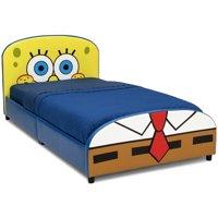 Nickelodeon SpongeBob SquarePants Upholstered Twin Bed by Delta Children