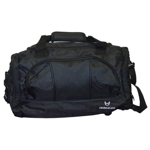 Hercules 18-inch Carry-on Sport Duffel Bag Black