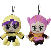 Big Hero 6 Small Plush, 2-Pack, Go Go Tomago and Honey Lemon