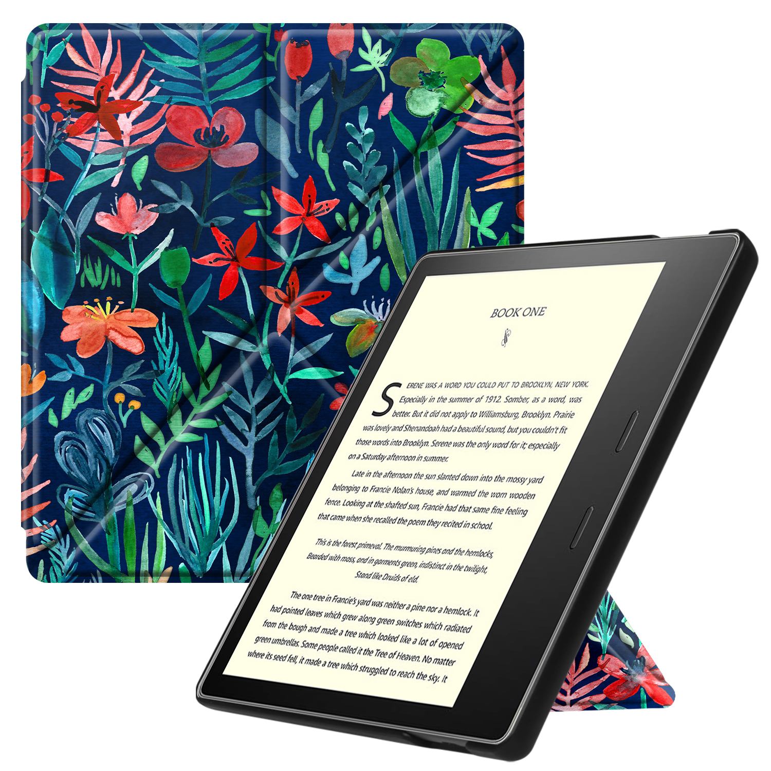 Origami Case For All-New Kindle Oasis (10th Generation
