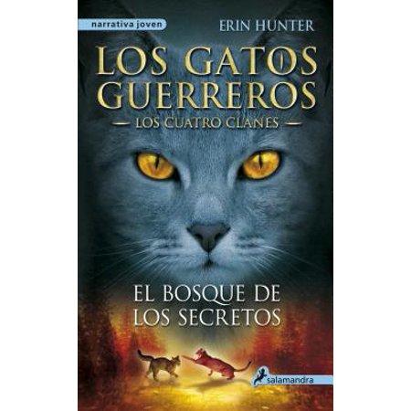 Gatos-Los Cuatro Clanes 03. El Bosque de Los Secretos - Los Gatos Halloween Dog Parade