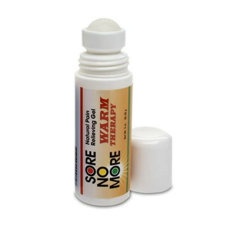 Sore No More Warm Therapy-3 Ounce Roll-on