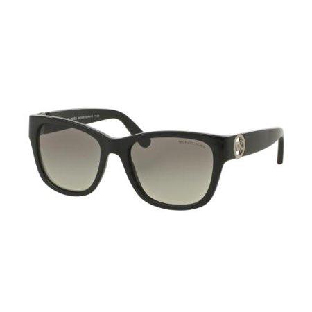 MICHAEL KORS Sunglasses MK 6028 300511 Black 54MM ()