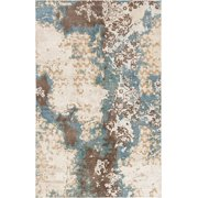 Chandra Rugs Vingel Hand-Knotted Area Rug