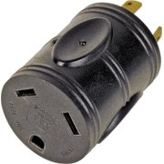 Power Zone ORVADT30 Rv Adaptor 30Amp Plug-30Amp Connector