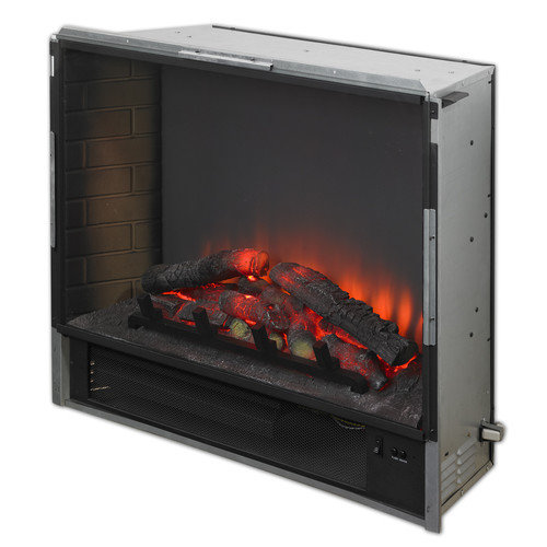 The Outdoor GreatRoom Company Gallery Led Built in Electric Fireplace