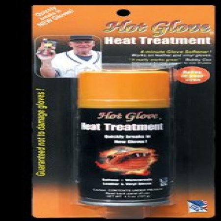 Hot Glove Heat Treatment for Baseball or Softball Glove 4.5 (Softball Glove Treatment)