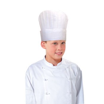 Party Chef Hats (CHILD PAPER CHEF HAT 12 PACK)