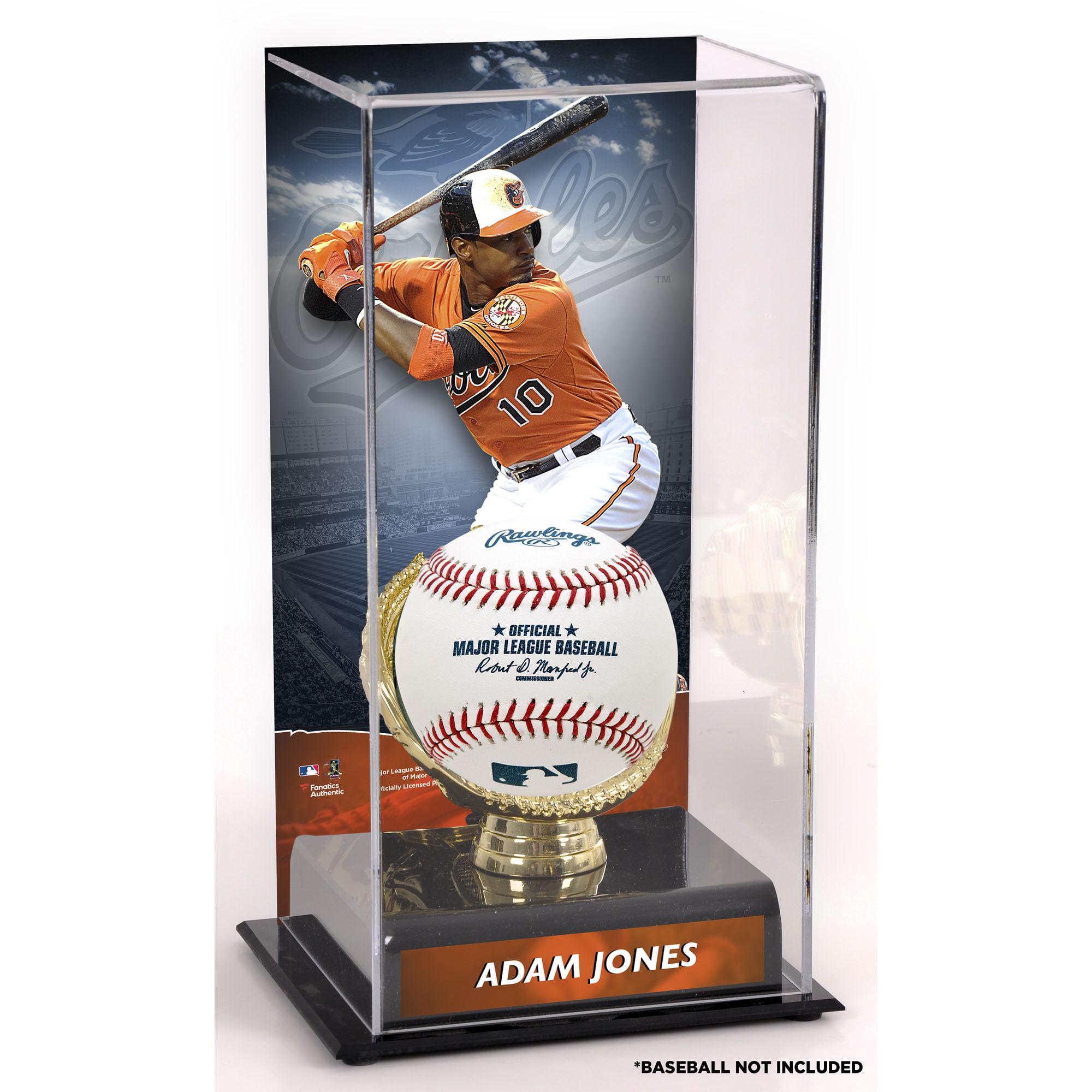 Adam Jones Baltimore Orioles Fanatics Authentic Gold Glove Display Case with Image - No Size